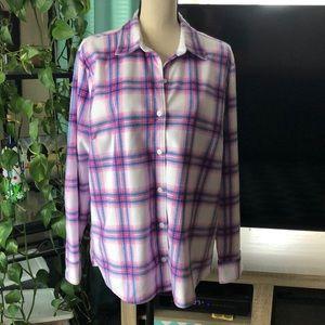 Fleece flannel